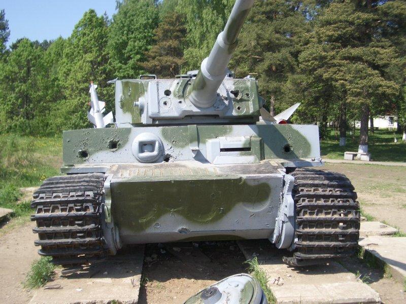 Tiger I - Snegiri Lenino - Russia Pzkpfw10