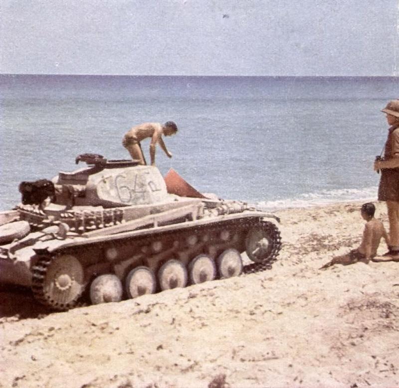 La 2eme bataille d'El-Alamein - Octobre 1942 Pzkpfw22