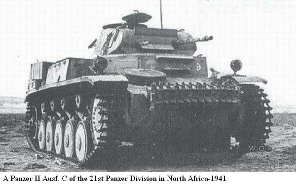 21e Panzerdivision Pzkpfw23