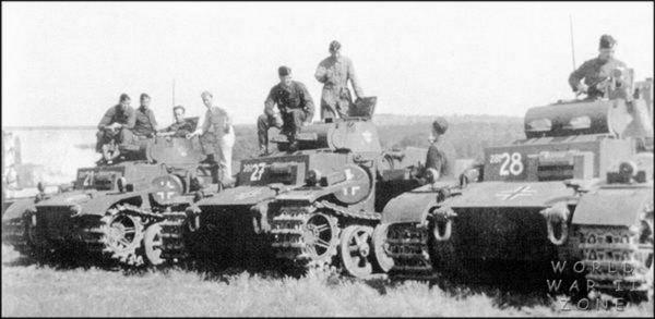 Pz.Kpfw I Ausf.F Pzkpfw24