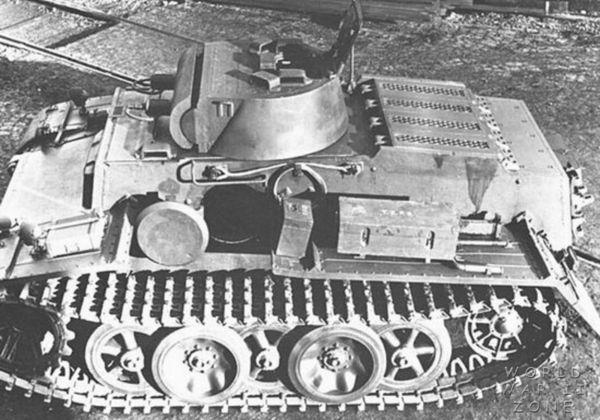 Pz.Kpfw I Ausf.F Pzkpfw25