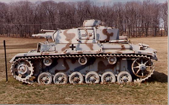 Panzerkampfwagen - Panzer III Pzkw_i10