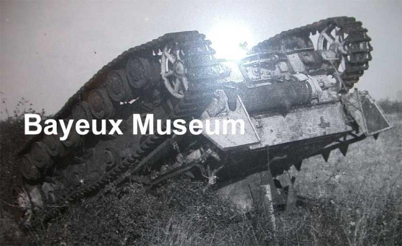 Panzer Wreck - Normandie 1944 Pzlehr10