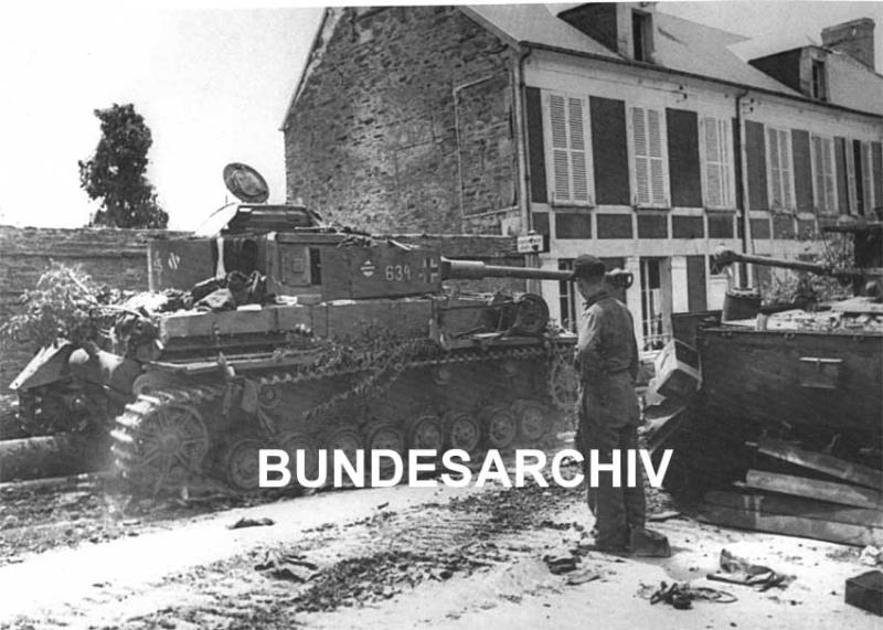 Panzer Wreck - Normandie 1944 Pzlehr11