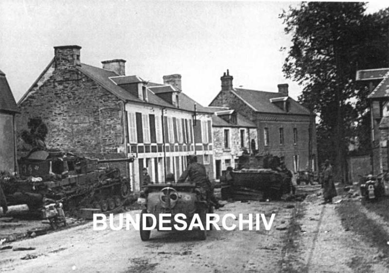 Panzer Wreck - Normandie 1944 Pzlehr12