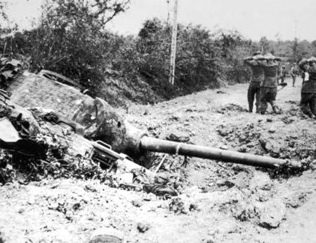 Panzer Wreck - Normandie 1944 Pzlehr13