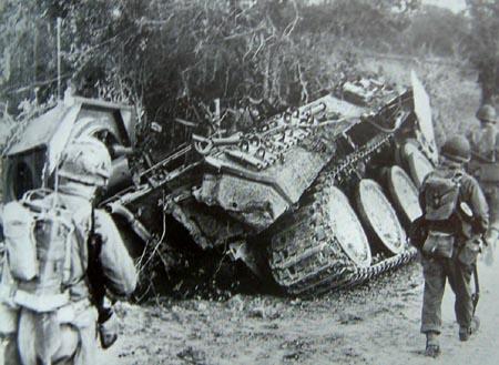 Panzer Wreck - Normandie 1944 Pzlehr14