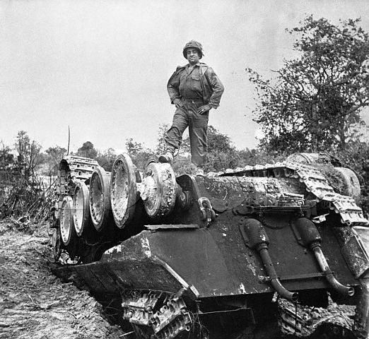 Panzer Wreck - Normandie 1944 Pzlehr15