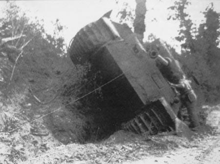 Panzer Wreck - Normandie 1944 Pzlehr16
