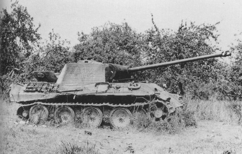 Panzer Wreck - Normandie 1944 Pzlehr18