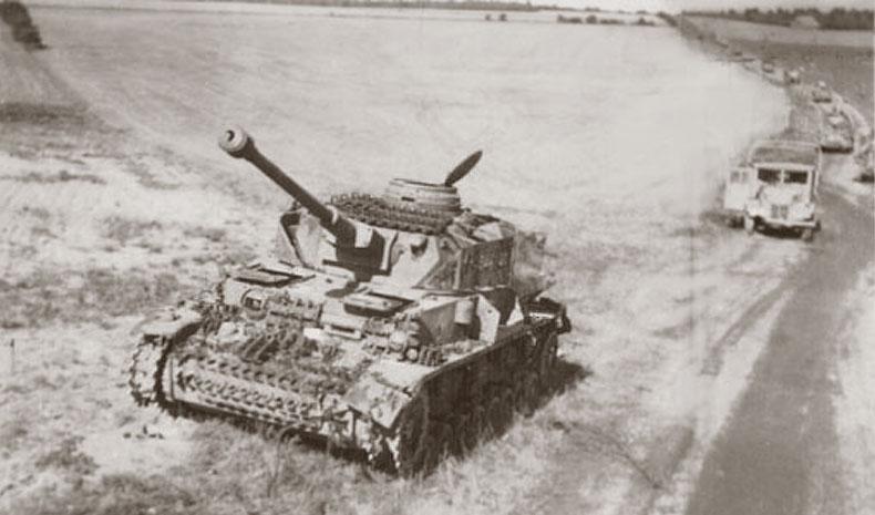 Panzer Wreck - Normandie 1944 Pzlehr19
