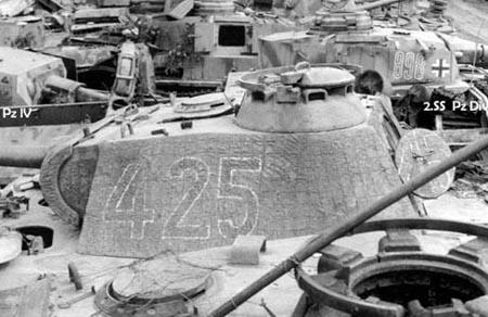 Panzer Wreck - Normandie 1944 Pzlehr20