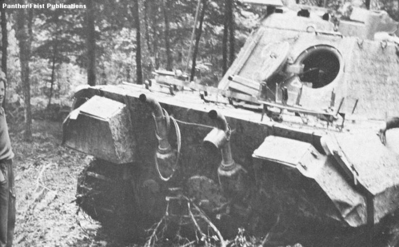Panzer Wreck - Normandie 1944 Pzlehr22