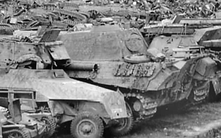 Panzer Wreck - Normandie 1944 Pzlehr24