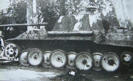 Panzer Wreck - Normandie 1944 Pzlehr25