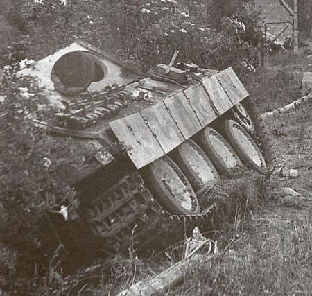 Panzer Wreck - Normandie 1944 Pzlehr26