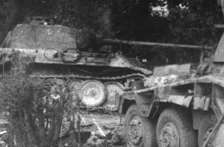 Panzer Wreck - Normandie 1944 Pzlehr27