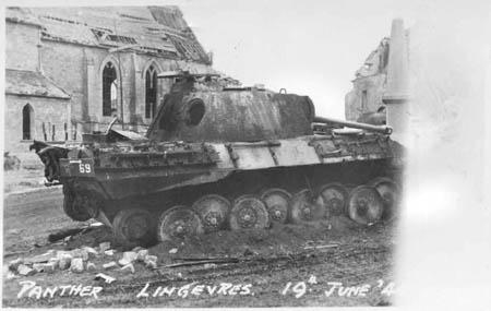 Panzer Wreck - Normandie 1944 Pzlehr28