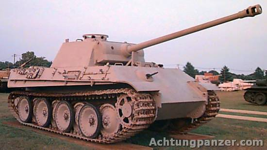 Panther - Aderdeen Proving Ground - usa Pzvabe10