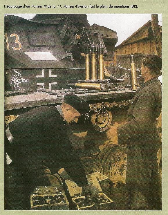 La 11eme Panzer Division R9710