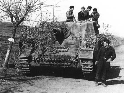 Sturmpanzer IV - Brummbär ! Rad0b510