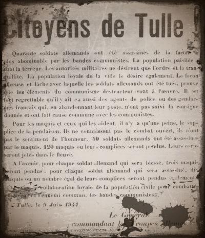 Le massacre de Tulle – 9 juin 1944 Raffle11