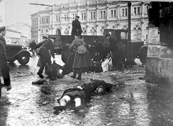 Le Siege de Lenningrad Russie11
