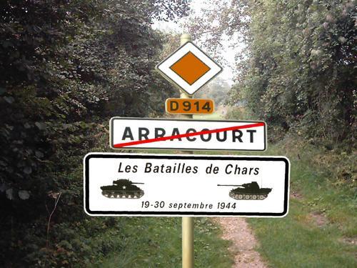 Bataille d'Arracourt - Sept 1944 Sans-t10