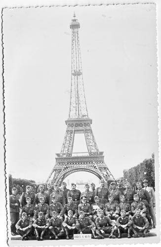 Reportage - PARIS sous l'occupation Scanne10