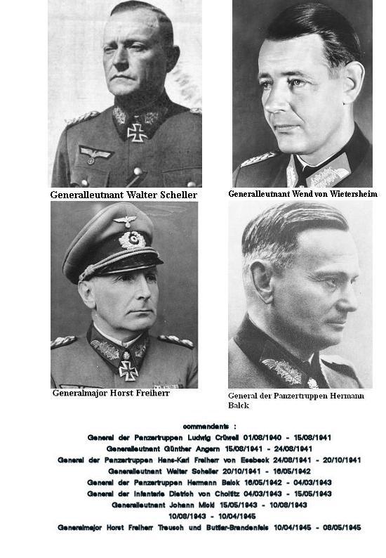 Histoire de la 11eme Panzer Division Schell10