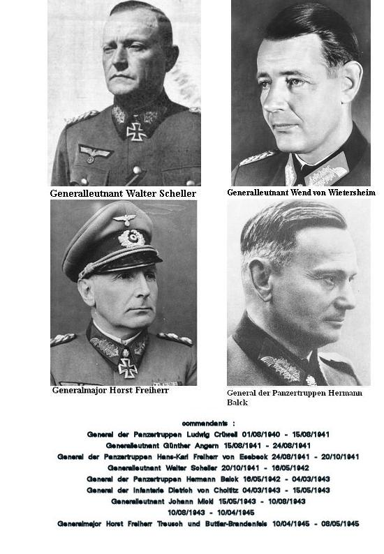 La 11eme Panzer Division Schell10