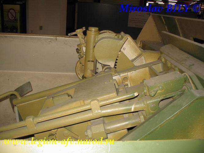 SdKfz 251/9 - Munster - Panzer Museum - DE Sdkfz215