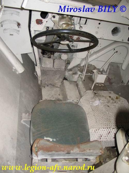SdKfz 251/9 - Munster - Panzer Museum - DE Sdkfz219