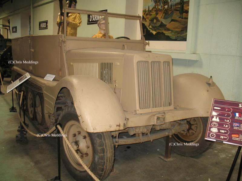 SD.KFZ. 11 - Saumur museum - France Sdkfz_10