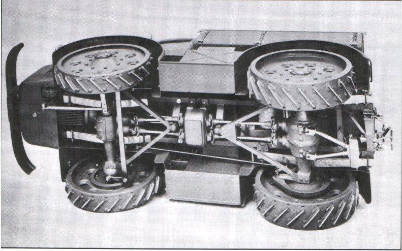 Porsche Typ 175 ( Radschlepper ost) Skoda310