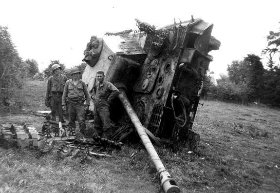 Panzer Wreck - Normandie 1944 Slide111