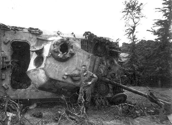Panzer Wreck - Normandie 1944 Slide210