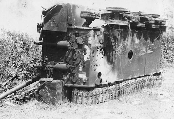 Panzer Wreck - Normandie 1944 Slide310