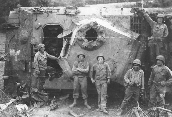 Panzer Wreck - Normandie 1944 Slide410