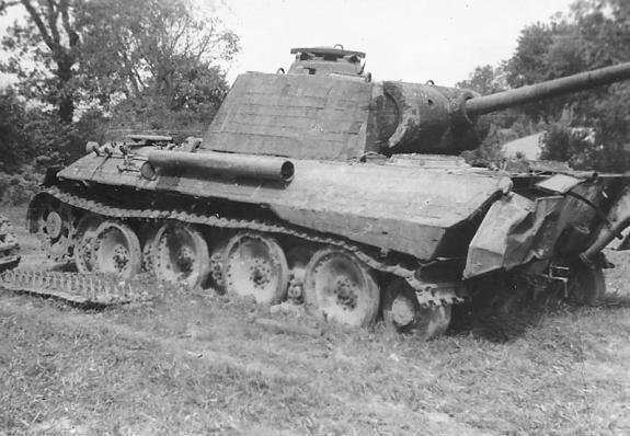 Panzer Wreck - Normandie 1944 Slide510