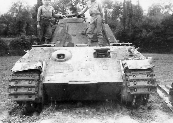 Panzer Wreck - Normandie 1944 Slide610