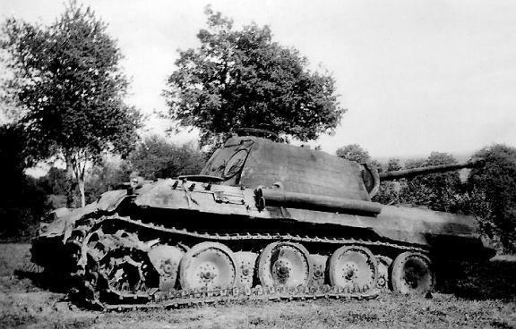 Panzer Wreck - Normandie 1944 Slide710