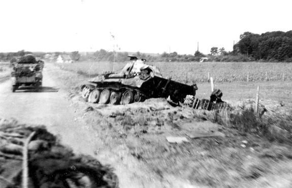 Panzer Wreck - Normandie 1944 Slide810