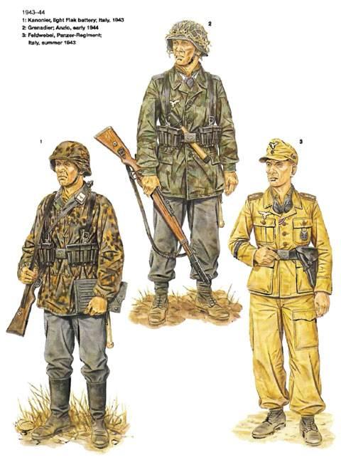 """Panzerdivision """"Hermann Göring"""" Soldat11"""