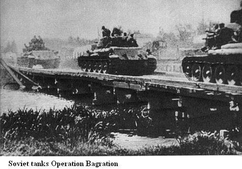 Opération BAGRATION Soviet10
