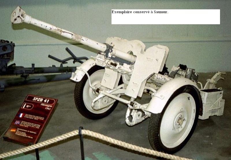 2,8 cm schwere Panzerbüchse 41 - s.Pz.B. 41 Spzb4111