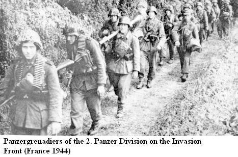 2eme PANZER DIVISION Squad10