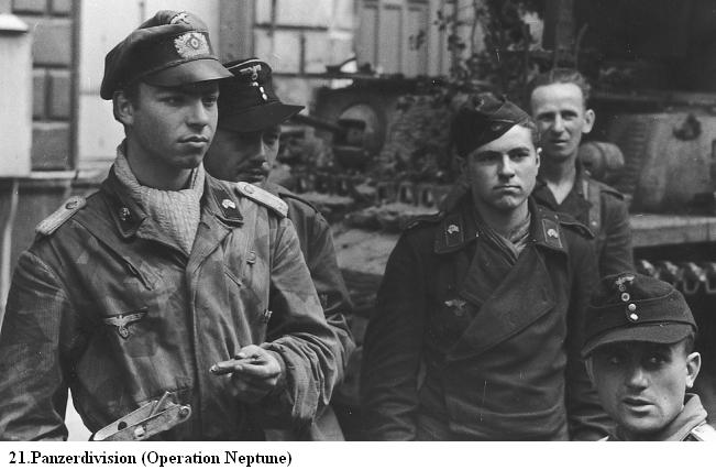 21e Panzerdivision Stabsw10