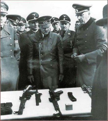 Sturmgewehr 44 - STG44 Stg44010