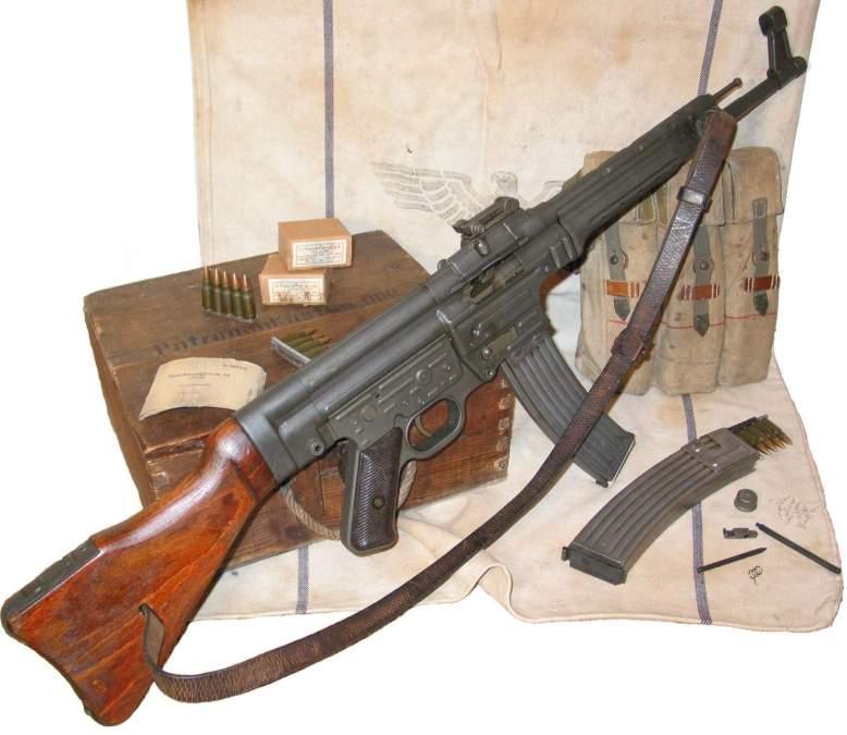 Sturmgewehr 44 - STG44 Stg44p10